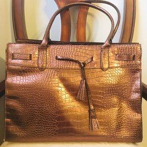 Bueno Bronze Color Bag